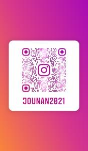 城南Instagram QRコード